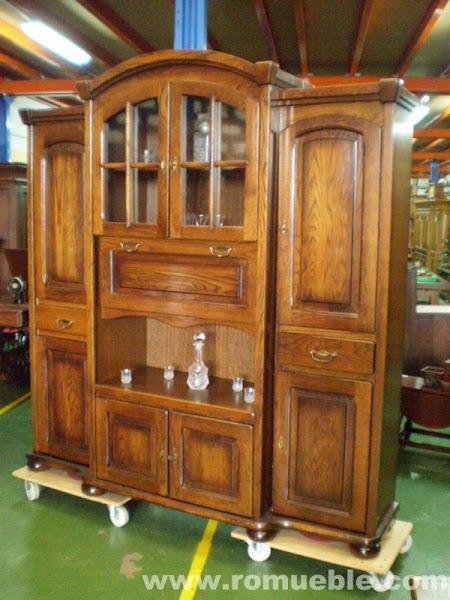 Aparadores rusticos y aparadores antiguos for Muebles antiguos asturias