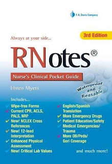 Rnotes Nurses Clinical Pocket Guide