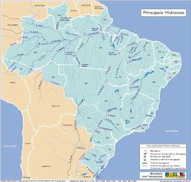 1. LISTAGEM DOS RIOS DO BRASIL E BACIAS