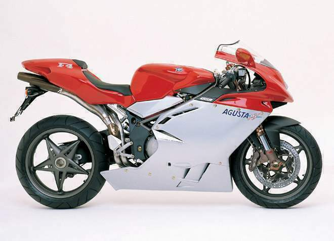 Mv Agusta F4 750 Pictures