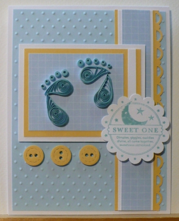 QUILLING PATTERNS FOR BABY CARDS Sewing Patterns for Baby
