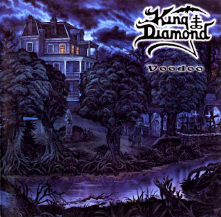 King Diamond Reissues a Remastered Version of 1998's Voodoo (Metal Blade)