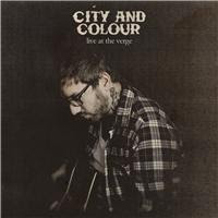 City and Colour Release 'Live at the Verge' Digi-Single