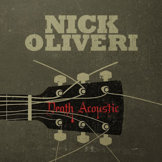 Nick Oliveri - Death Acoustic CD Review