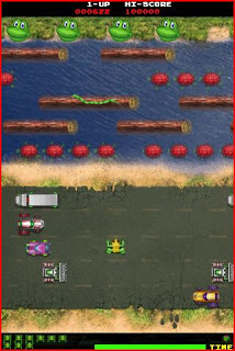 Konami Releases Improved Version of  Frogger with Facebook Connection