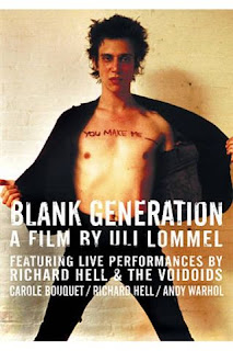 Blank Generation (Richard Hell) - DVD Review