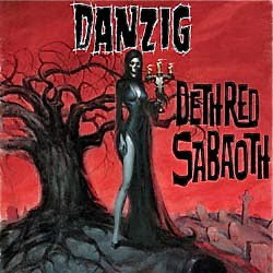 Danzig to Release 'Deth Red Sabaoth'; First New Studio Disc in Six Years
