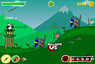PandaMania iPhone Game Review