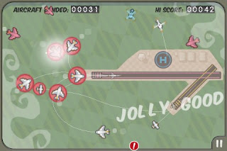 Flight Control - iPhone/iPod Touch Game Review
