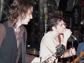 Reckless Sons are Playing Jesse Malin's Death of Glory Party at Bowery Electric on April 30th