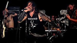 Lightning Swords of Death (Black Metal) Play Lit Lounge on August 17th