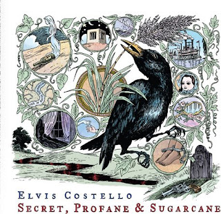 Elvis Costello - Secret, Profane and Sugarcane CD Review