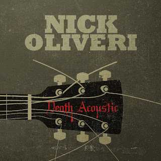 Nick Oliveri Brings His 'Death Acoustic' Tour to Piano's on Jan. 23rd