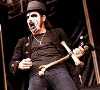 King Diamond Undergoes Triple Bypass Surgery (Metal Blade)