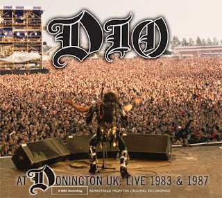 Dio - 'At Donington UK: Live 1983 & 1987' CD Review