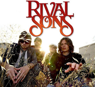 Rival Sons - Self-Titled CD EP Review (Earache Records)