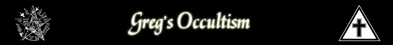 Greg's Occultism