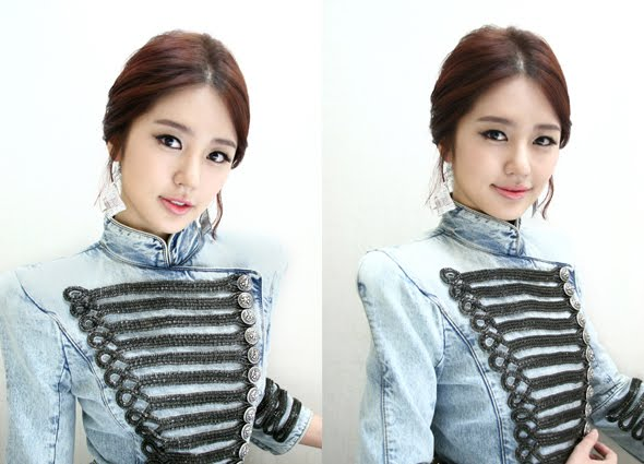 Nona Ellin 39 S Blog Yoon Eun Hye In Rocking Balmain In Kbs