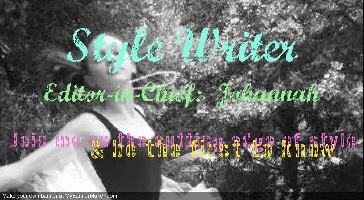 I love Style Writer!