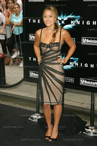Lauren Conrad at Dark Knight Premiere