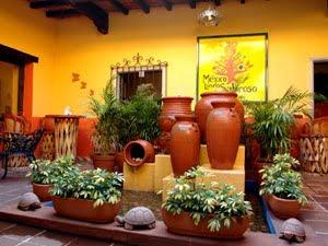 Guanajuato, Restaurante