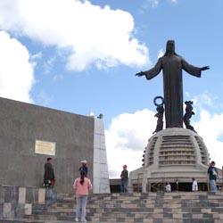 Santuario de Cristo Rey, El Cubilete, Guanajuato
