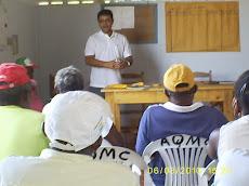 Cepac acompanha Cooperativa de Capoeiras em seu plano de negocios