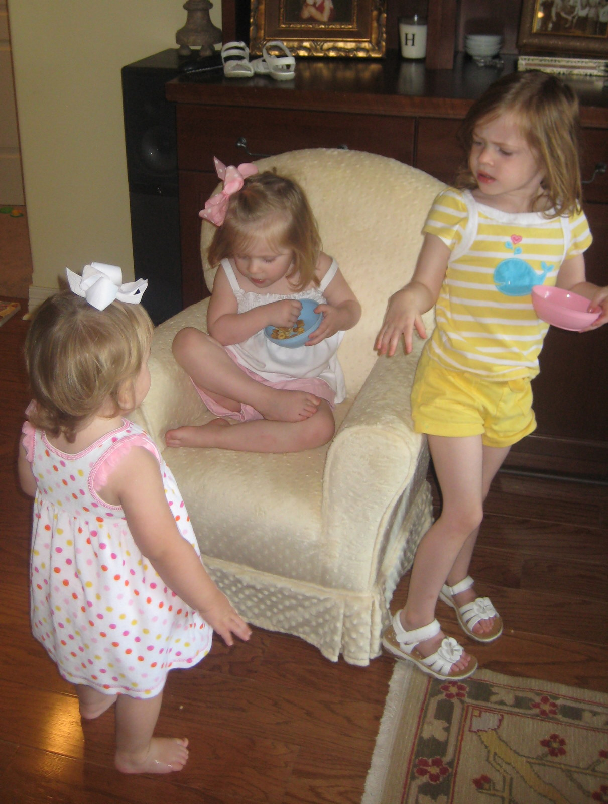 very young little girls spankings