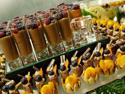 Interactive Food Stations The Wedding Workroom