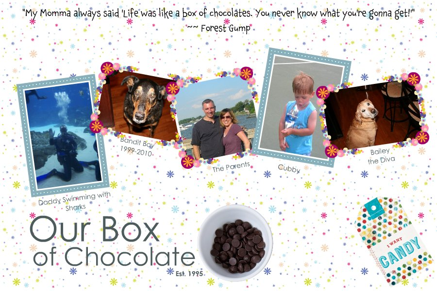 Our Box of Chocolate