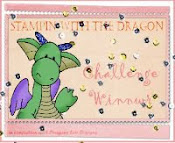 Stampin with the Dragon