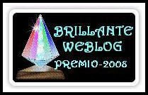 Brilliante Blog Award