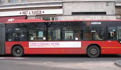 Autobús de Londres. 7-1-2009. Foto: Alberto.