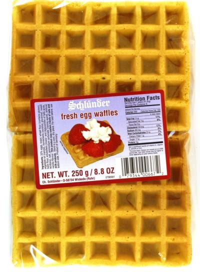 For Breakfast Or Dinner Fresh German Egg Waffels Can T Be Beat
