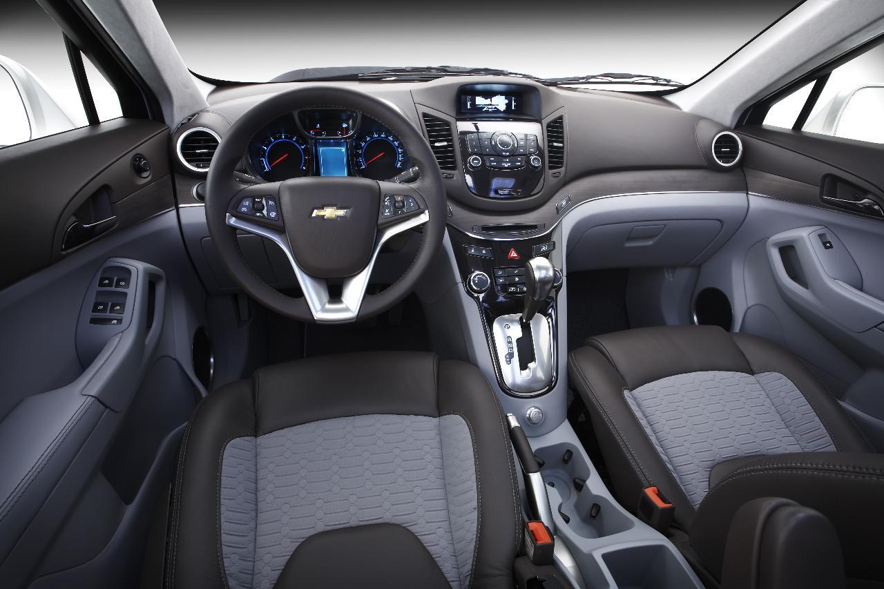 2016 Chevrolet Orlando Upcoming