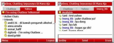 Chatbox application