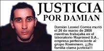 Justicia Para Damián