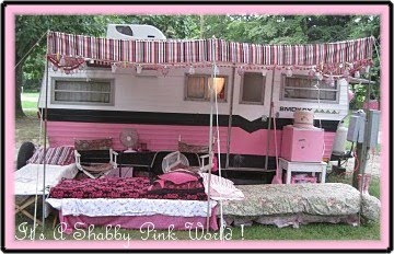 1972 Smokey Camper http://shabbypinkworld.blogspot.com/2010/08/pink-saturday.html