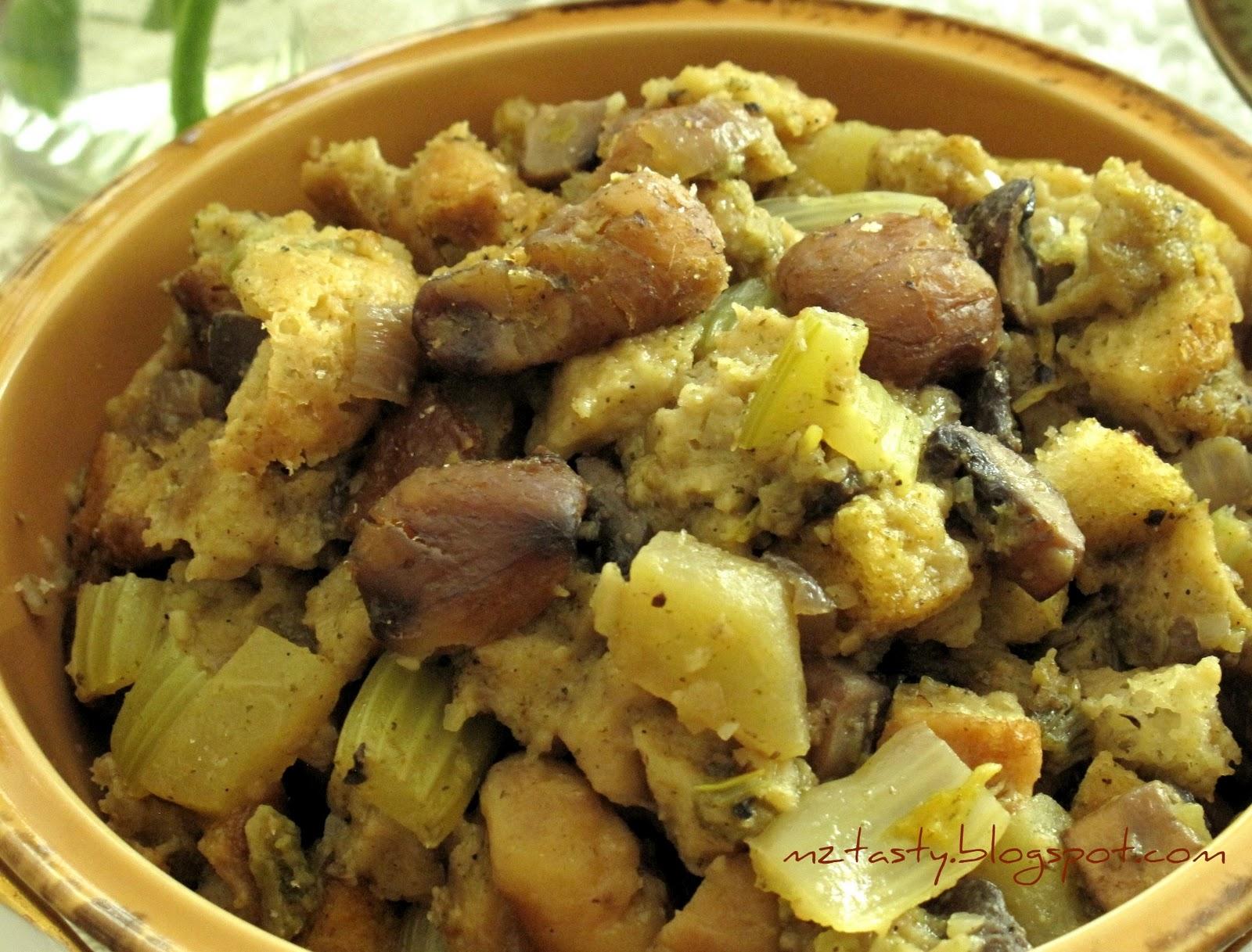 MzTasty's Kitchen, Savor The Flavor: Chestnut and Fennel ...