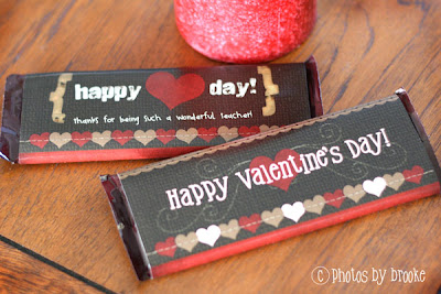 valentine candy bar wrapper templates - easy valentine ideas and free templates the crafting chicks