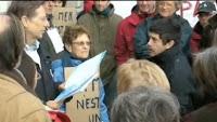 Manifestation à La Trinité