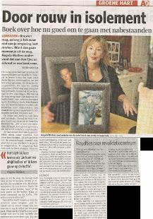 Op 13-11-2010 in het AD Groene Hart verschenen