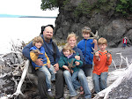 The Cokes, an Alaskan home-schooling family