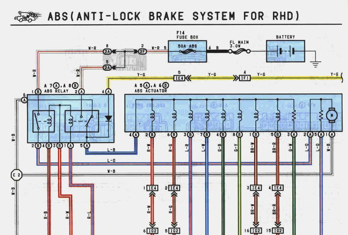 Anti Lock Brake System Wiring Diagram - Car Wiring Diagrams Explained •