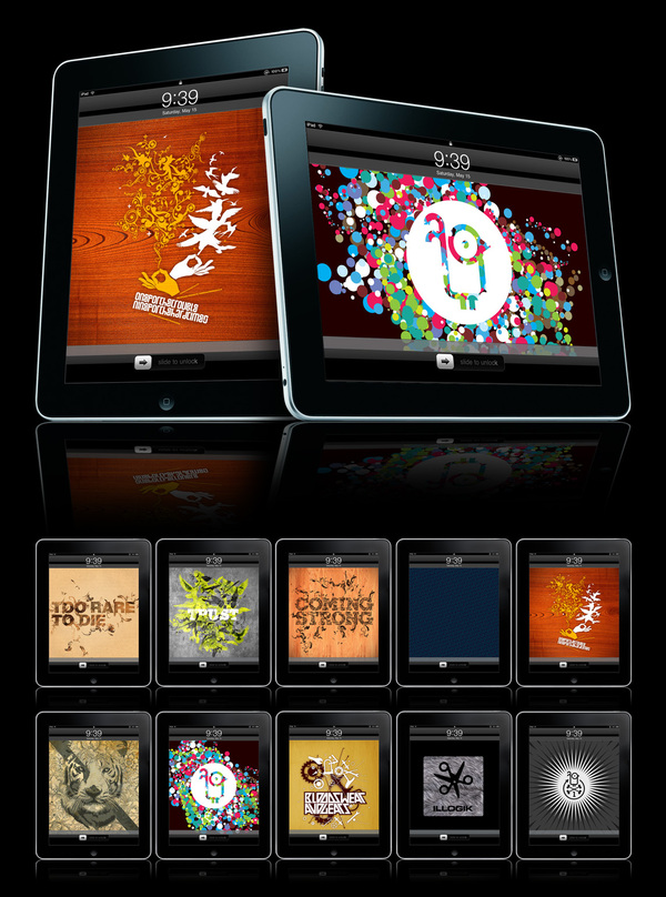 Cool Ipad wallpapers for Download-Freebie