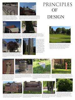 ariel 39 s interior design portfolio elements and principles posters