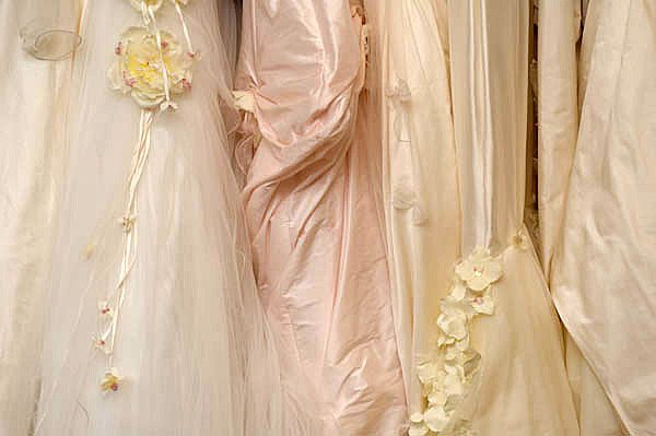 Cream Wedding Dresses