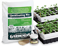 The Right Growing Mix for Seedlings