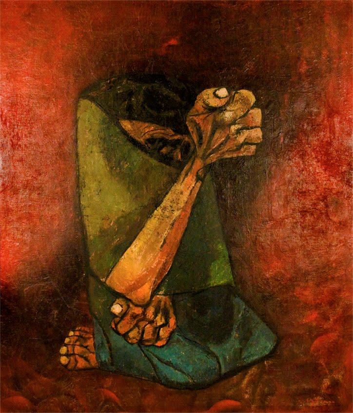 Colecci n magdalena de cueva eduardo kingman - Donde estudiar pintura ...