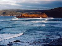 Lion Rock, South Cape Bay, 22 Apr 2005